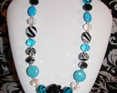 Beautiful Turquoise Colored Necklace
