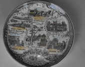 Knott's Berry Farm Plate from 1957 58