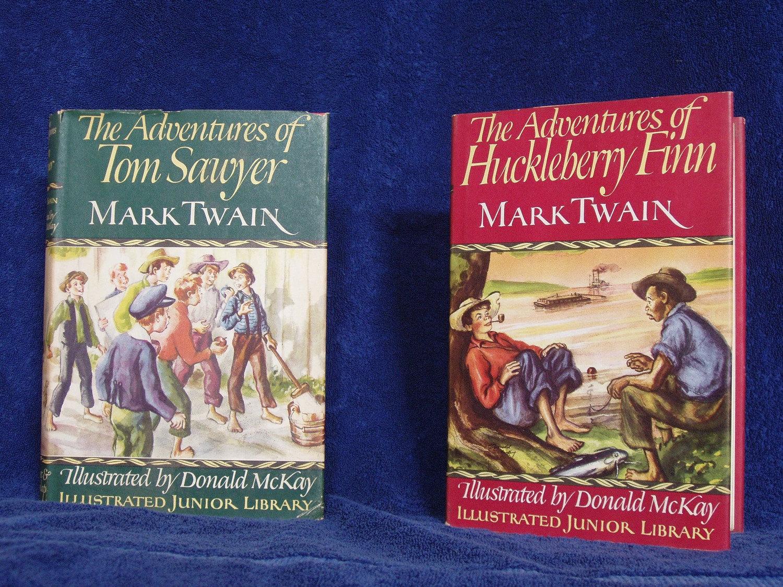 Critical essays on mark twain's huckelberry finn