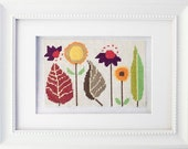 Needlepoint kit - Gay Garden