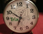 Trix Cereal Clock