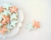 OH SO SMALL Starfish Sugar cookies -6 dozen