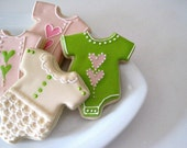 BABY ONSIE Sugar Cookies Vanilla Bean, Lemon or Lavender - 1 dozen