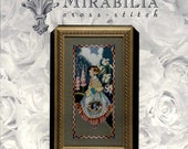 Mirabilia: Gathering Eggs - a Nora Corbett Cross Stitch Pattern