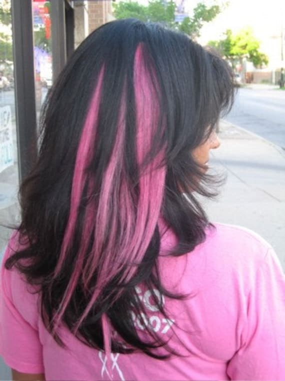 Items Similar To 10 Breast Cancer Awareness Hot Pink