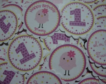 Tweet Bird Table Confetti
