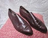 Vintage 80's mod Nine West shoes