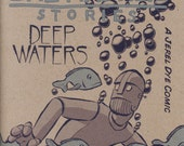 One Android Stories: Deep Waters, mini-comic