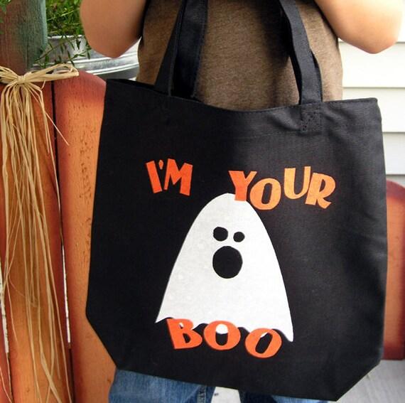 Halloween Tote Bag Clearance