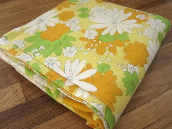 Cannon Monticello Flower Full Flat Sheet