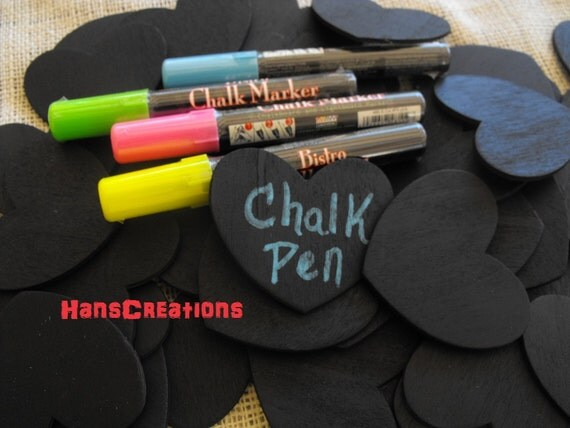 One Liquid Chalk Pen Marker Color Of Your Choice Wedding Supplies Perfect For Any Non- Porous material