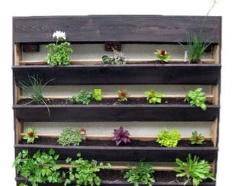Living Wall Planter by Living Green Planters