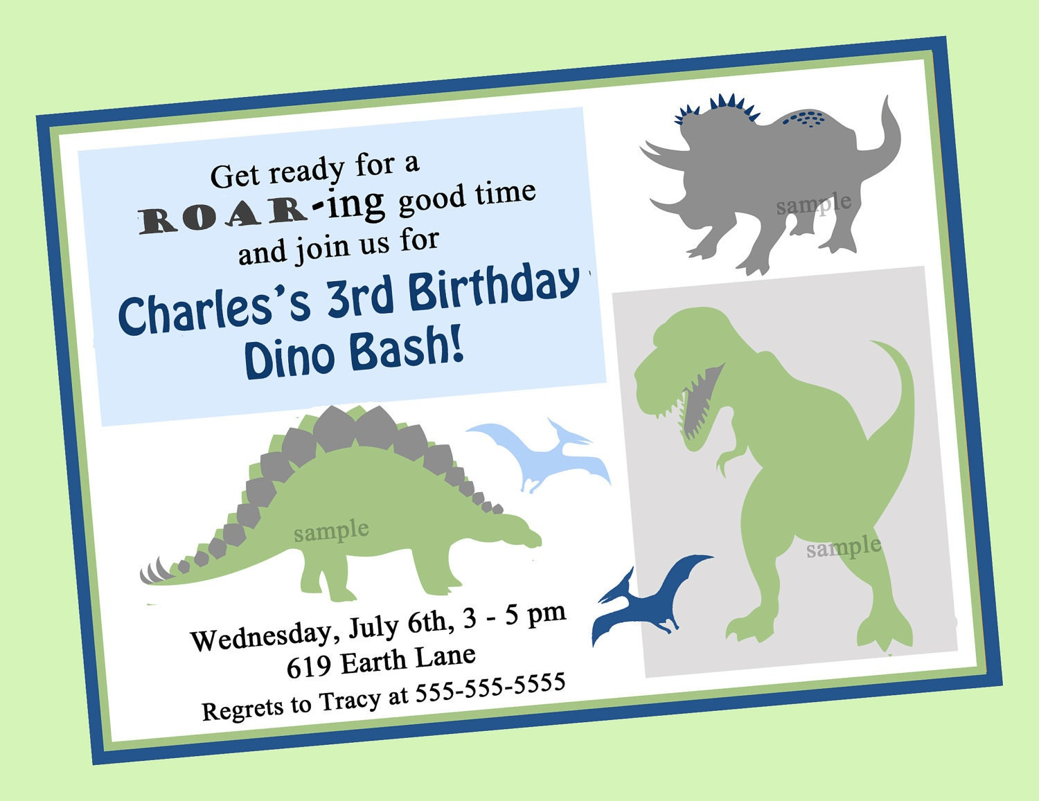 Agile image regarding dinosaur invitations free printable