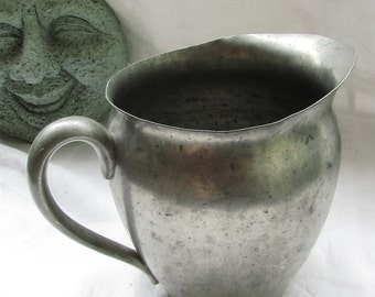 Pewter Pitcher by Mayflower