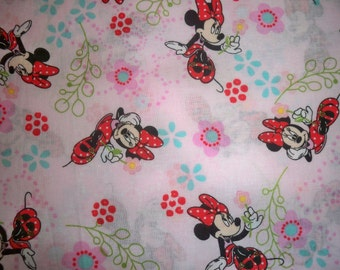MONSTERS Minnie Princess pillowcase with embroidered name
