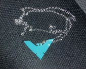 Nightwing Pendant