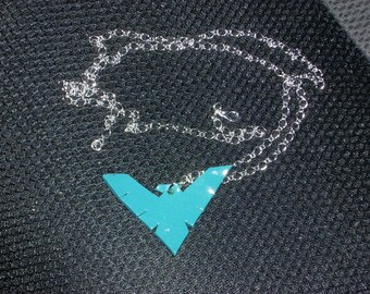 Nightwing Pendant