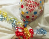 Mommy's Sippy Cup - Personalized Wine Glass - Mothers Day Gift, New Mom, Baby Shower, Shower gift