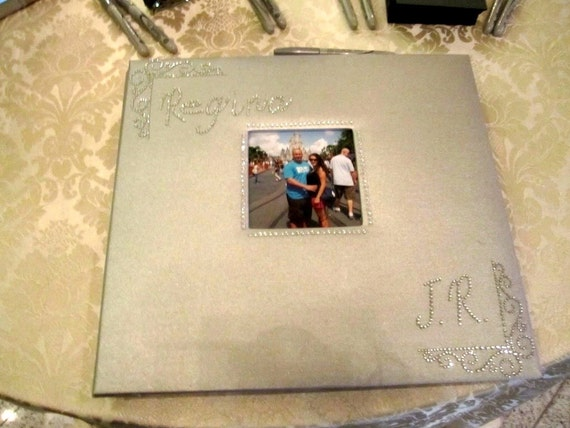 Custom GuestBook - Wedding, Showers, Parties