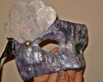 Sea of Sugar Mermaid Masquerade Mask