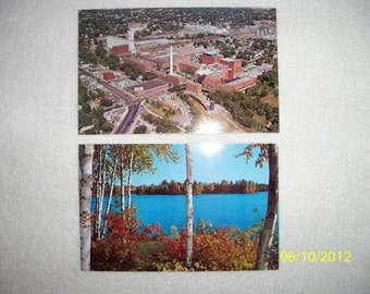 Hamm's Brewing Company Postcards from Minnesota NEW and Rare Set of 2, J2608 and J1965
