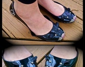 glamorous and adorable mouse ballet flats
