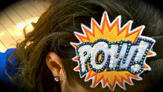 Glam POW Headband LOVE THIS