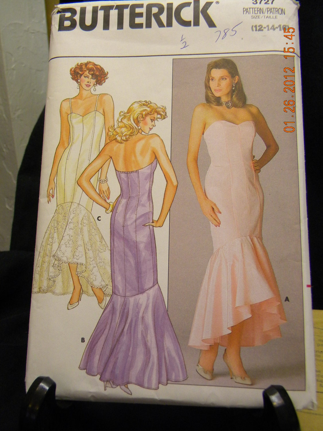 vogue prom dress sewing patterns simplicity wedding dress patterns Vogue Prom Dress Sewing Patterns 66