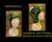 Headband with Earflaps