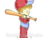 RESERVED FOR OLIVIA - Baseball Boy, Noah;s Arc, Twinkle Twinkle - 8x10 Prints