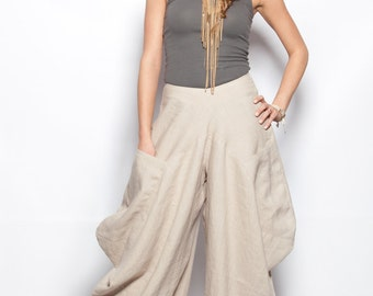 Stylish Linen Pants
