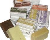 Awakken All Natural Handmade Soap Sample 6-Pack