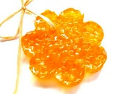 Fresh Squeezed Oranges Aroma Bead Melt - You choose shape- Car Freshener- Handmade Highly Scented Air Freshener by DaisyGirlDelights on Etsy
