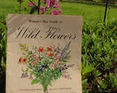 Original Vintage Woman's Day Guide to Wild Flowers