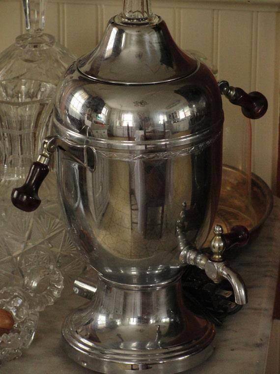 Vintage Faberware coffee perculator