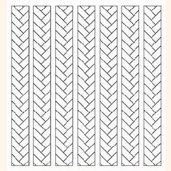 prairie braid quilt instructions