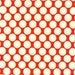 1/2 Yard Amy Butler Full Moon Polka Dots in Cherry Lotus Collection Red