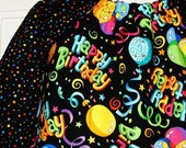 Happy Birthday best bib ever long sleeve bib size 2T only