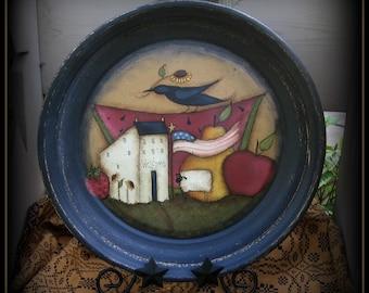 E Pattern - PRiMiTiVe FRuiT - Folk Art - Designed by Terrye French/Painted by Sharon Bond - FAAP