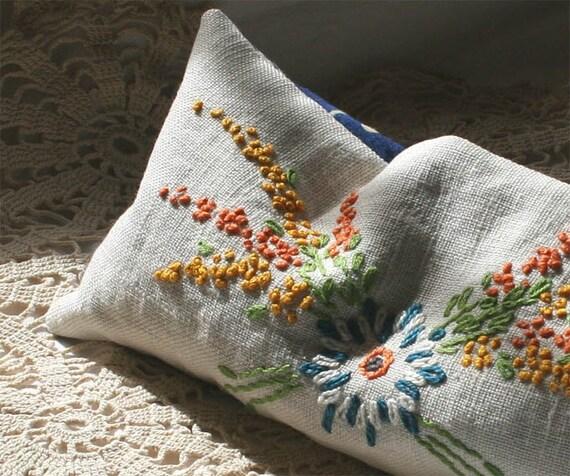 Precious Dreams, organic French lavender relaxing eye pillow aromatheray