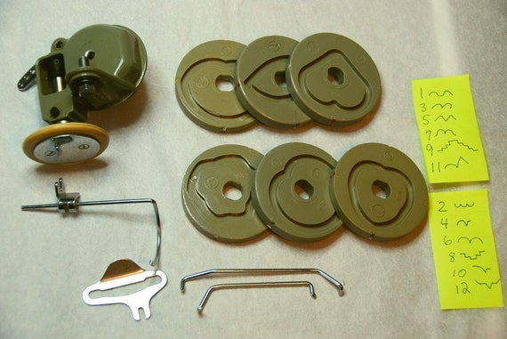 Necchi BU Mira Wonder Wheel Sewing machine Accessory