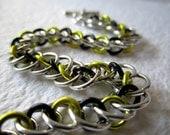 Hufflepuff Persian Star Chain Bracelet