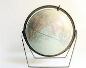 Vintage Crams World Globe