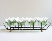 Vintage Wire Metal Tray