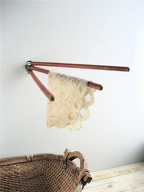 Vintage Drying Rack