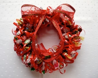 SWEET WREATHS.  THe edible ornament for all occasions.