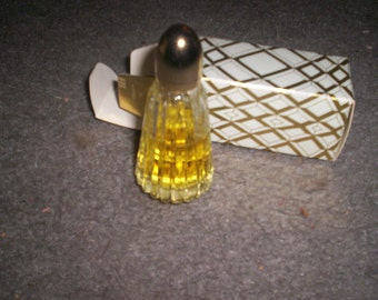 avon perfume charisma demi cologne never used