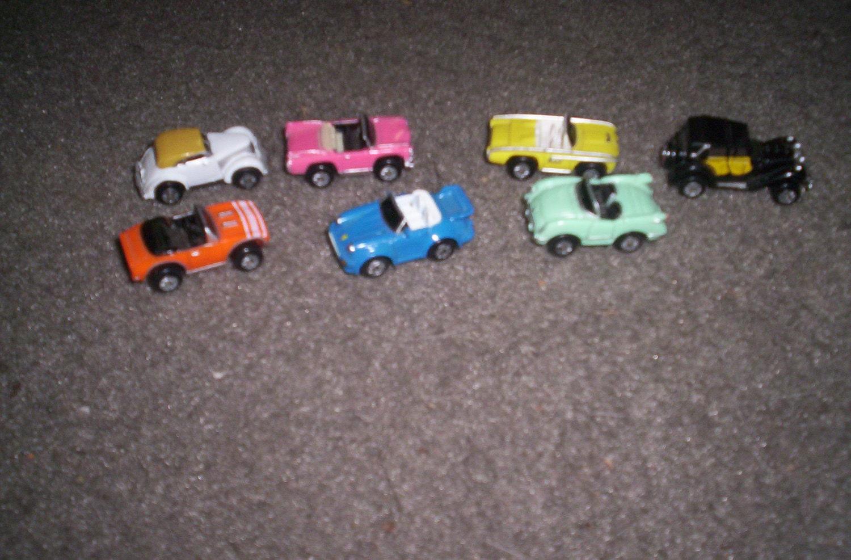 Micro Mini Cars Toys 57