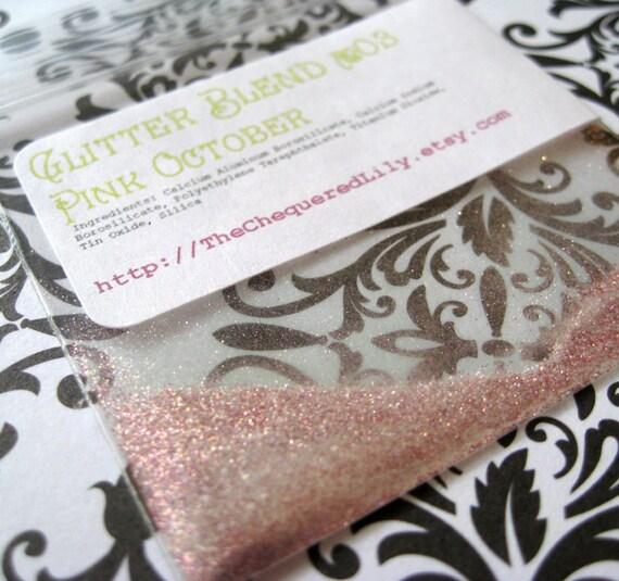 Glitter Blend Samples - Singles