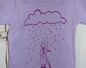 Rain on me - Toddler Tee